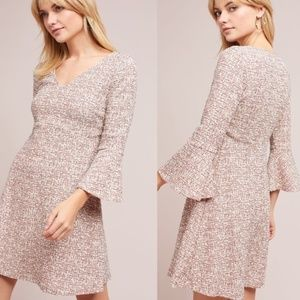 [Maeve] Susie Bell Sleeve Swing Dress Sz. XS